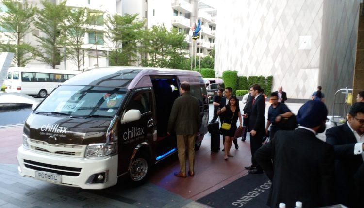 Event Party Bus Singapore