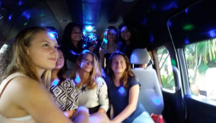 Birthday Party Bus Rental Singapore